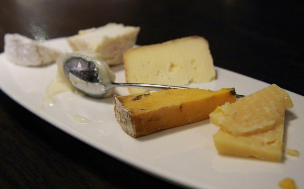 Kaas van de wagen