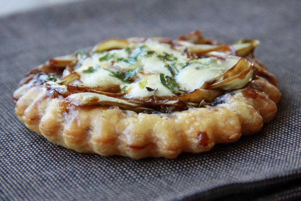 Witloftaart met gorgonzola en appelstroop jessie 39 s cuisine - Feestelijke bar ...