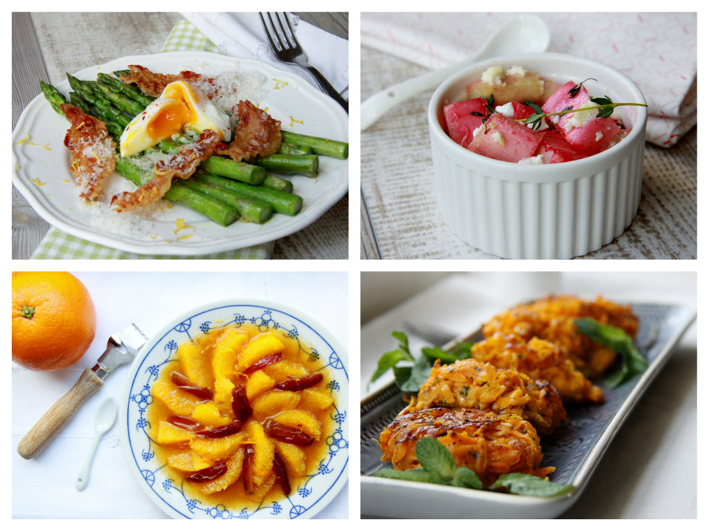 collage gerechten maart