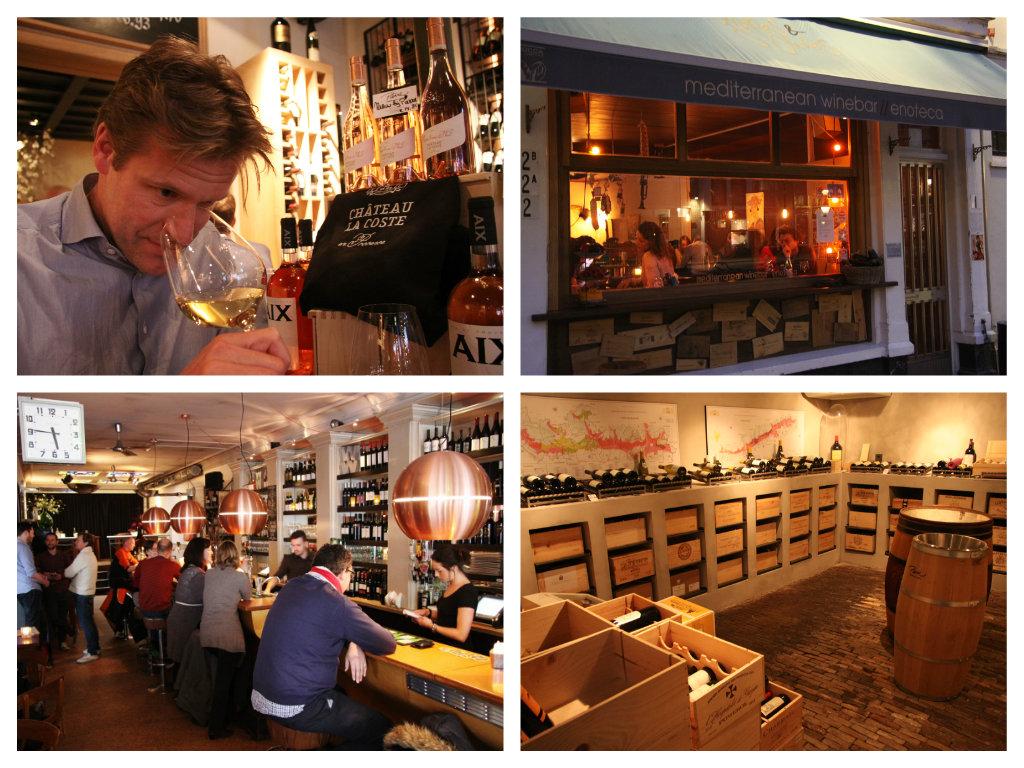 Wijnbars Den Haag