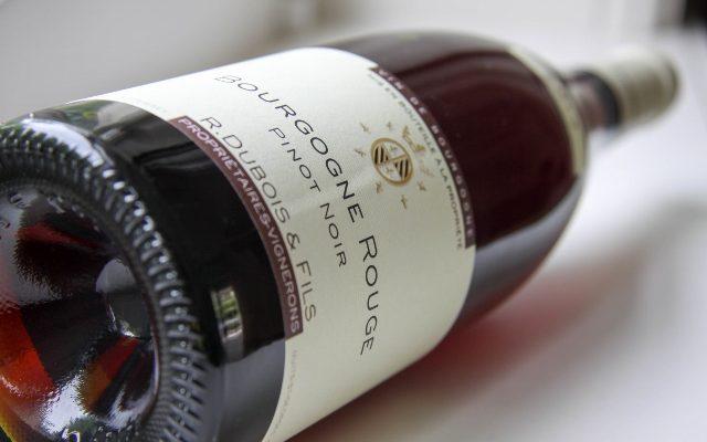 fles Dubois Pinot noir