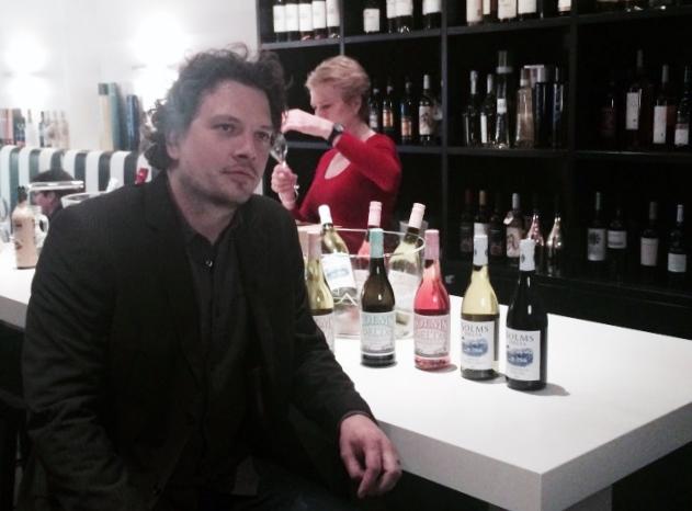 Hagen Viljoen, wijnmaker