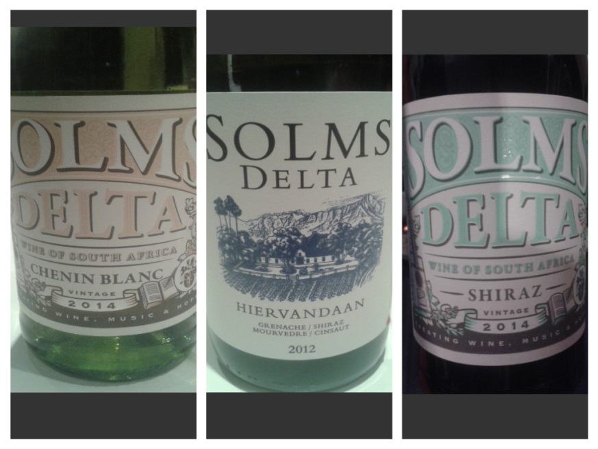 Solms Delta Wines