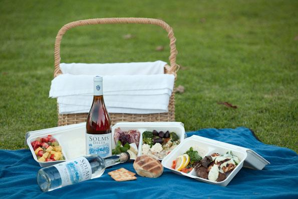 picknick bij Solms Delta