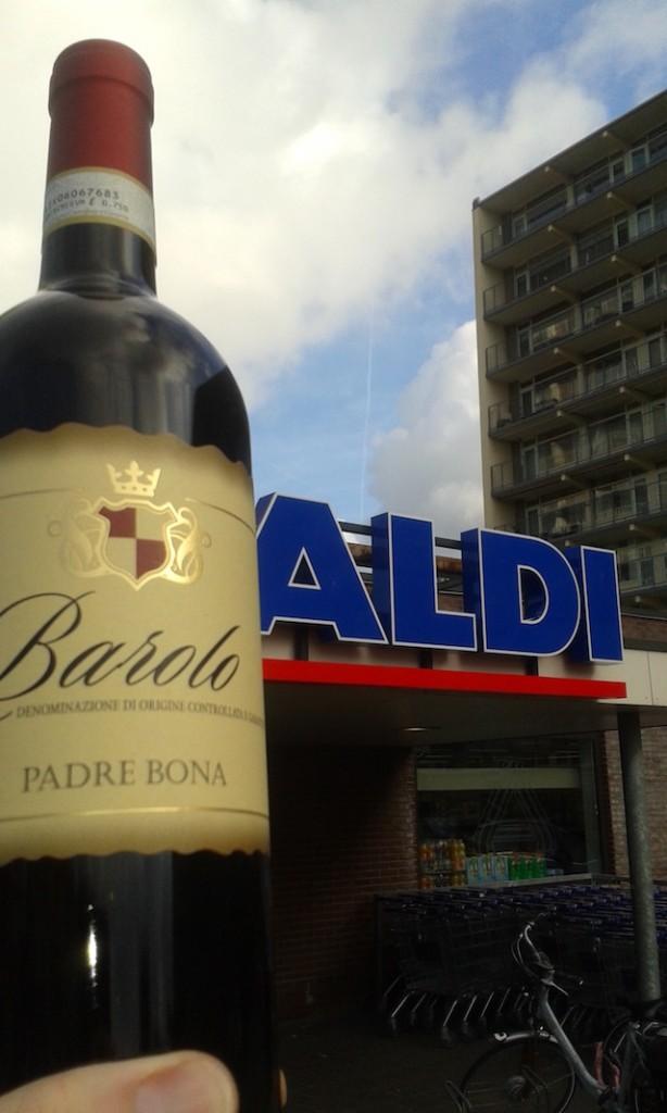 Barolo bij Aldi